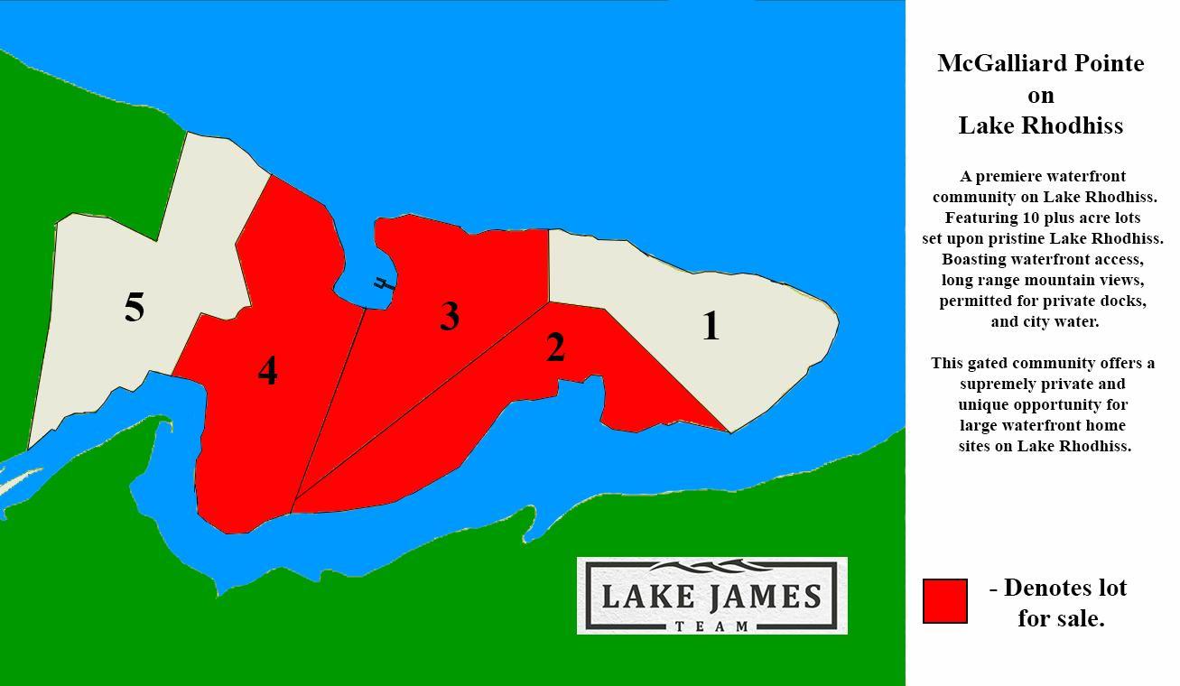 Communities - Lake Homes For Sale NC   Lake James Team - Nebo